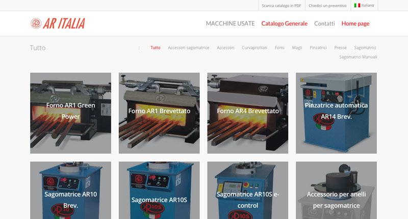AR Catalogo